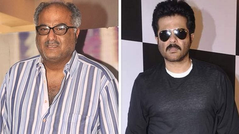 The row over 'Mr. India 2' continues, Boney and Anil Kapoor not on the same page