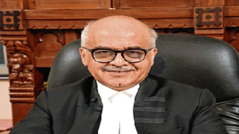 Chief Justice of Bombay High Court, CJ Pradeep Nandrajog