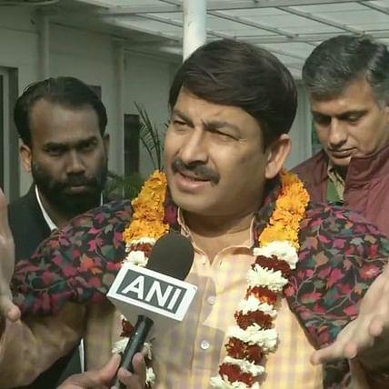 Maine pandit ji ko bataya, bahut baar Hanuman Ji ko dhoye hain: Manoj Tiwari's shocking remark on Kejriwal's visit to mandir
