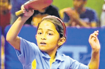 10-year-old M Hansini to make international debut in Sweden