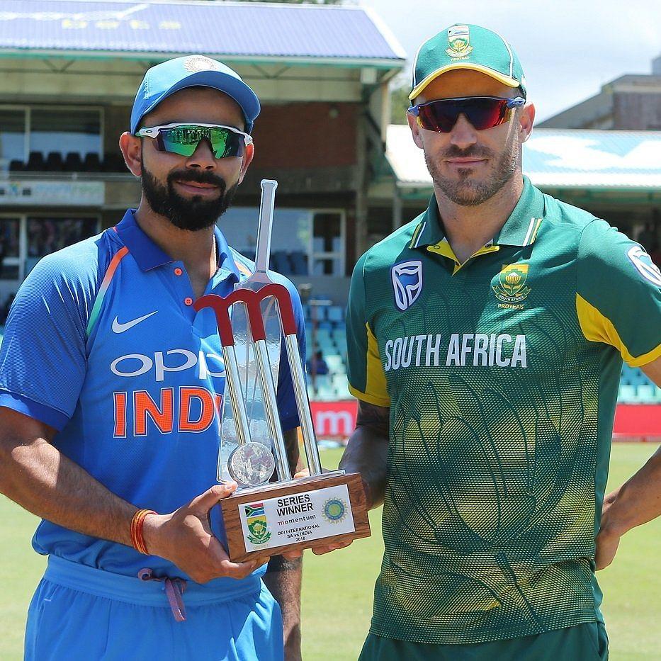 Asia XI vs World XI: Squads announced, Virat Kohli and Faf du Plessis to lead teams