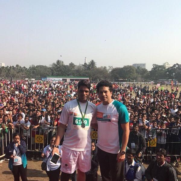 Anubhav Karmakar, Anjali Saraogi start as favourites at the Kolkata Full Marathon