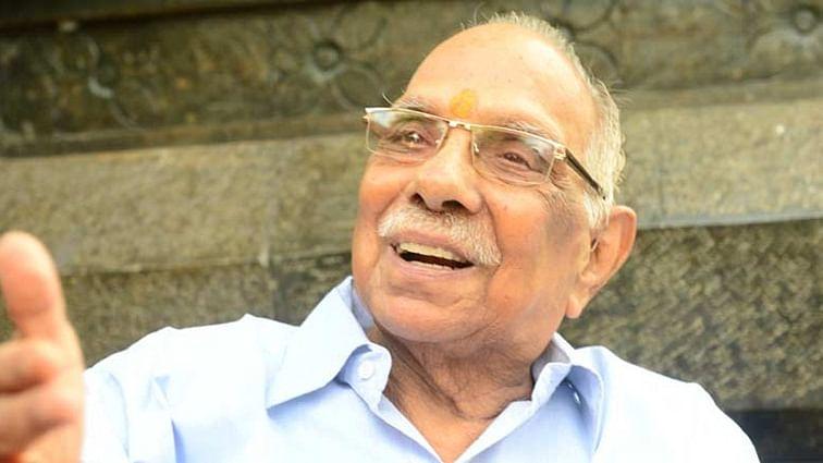 Veteran RSS ideologue P Parameswaran passes away at 91 in Kerala