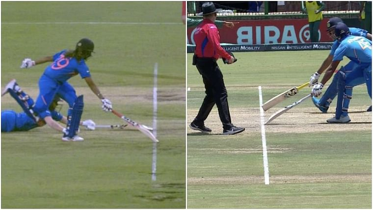 History repeats: India eves replicate Boys in Blues' ridiculous U19 WC run-out against Bangladesh