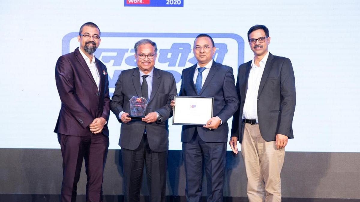 NTPC awarded 'India's Best Workplaces in Manufacturing 2020'