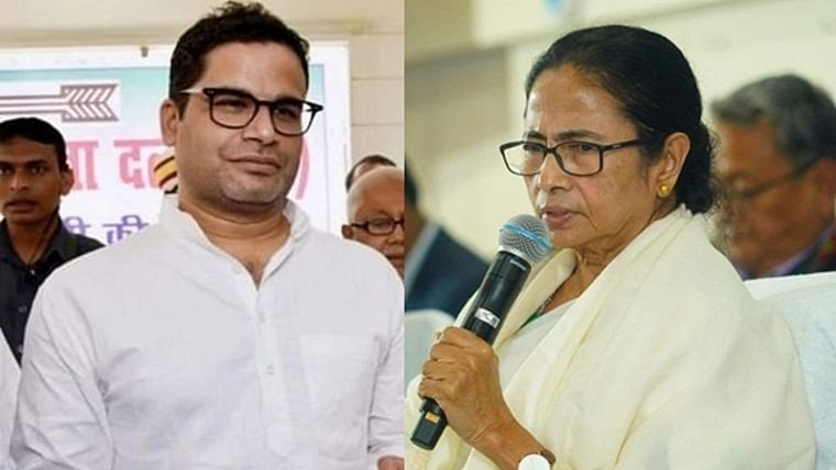 Former JDU vice-president Prashant Kishor to be TMC's Rajya Sabha candidate?