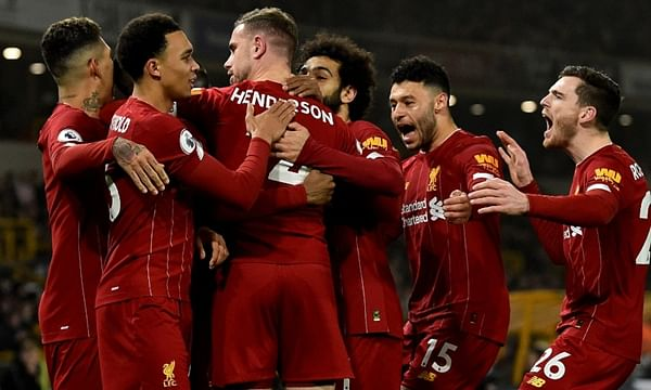 'One way or another': UEFA president Aleksander Ceferin certain Liverpool will be crowned Premier League champions