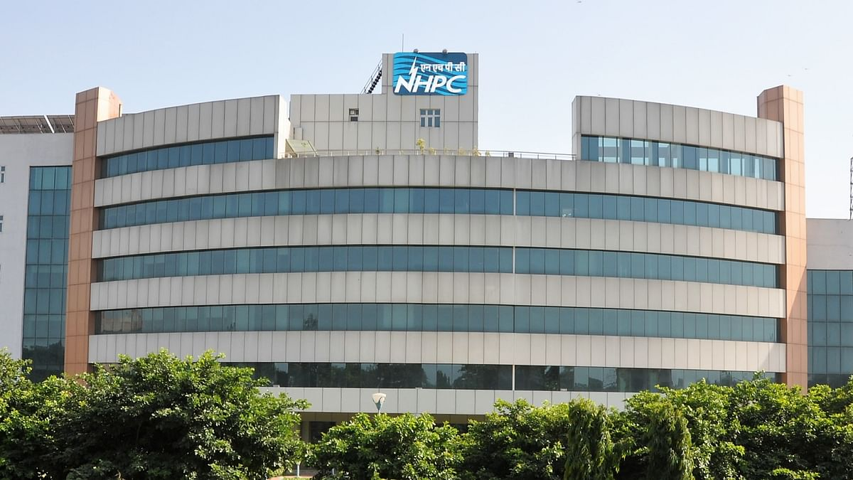 NHPC's Q3 net profit jumps 122%