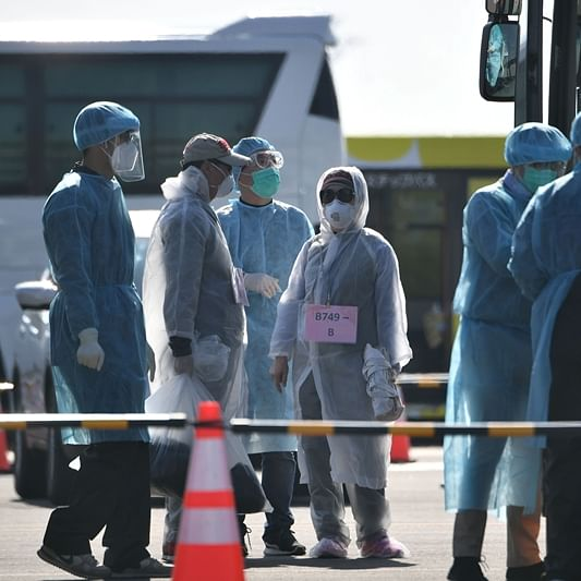 Coronavirus outbreak: Chartered flight being arranged to bring back Indians on board Japan cruise ship, says Embassy
