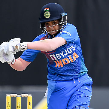 World Cup: Shafali's sensational batting helps her attain top spot in ICC Women's T20 rankings