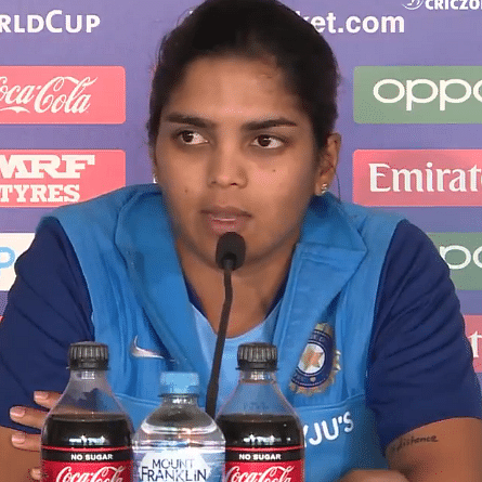 'We can't be complacent': Veda Krishnamurthy on victory against Australia
