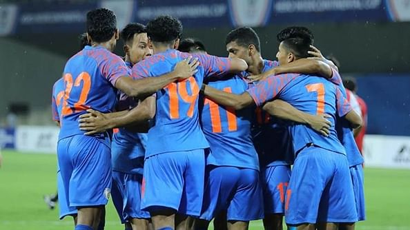 India to play FIFA international friendly against Tajikistan on March 31