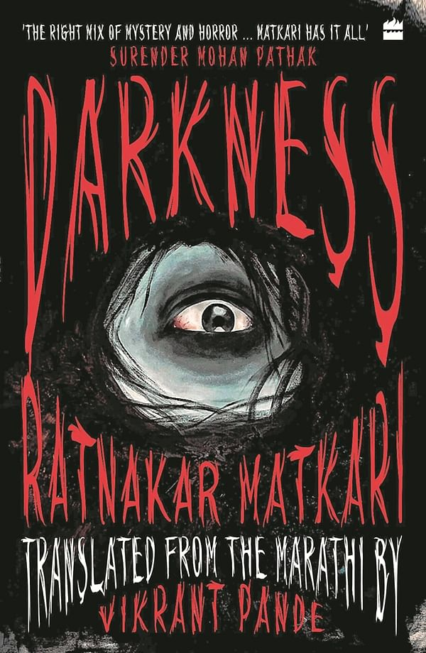 'Horrifically good...': Critics praise Ratnakar Matkari for his new book 'Darkness'