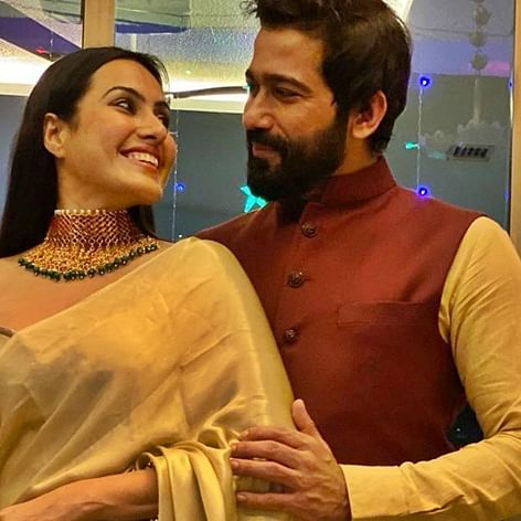 Kamya Panjabi all set to tie the knot with beau Shalabh Dang
