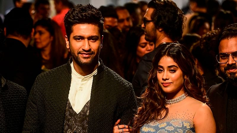 Janhvi Kapoor and Vicky Kaushal spill the beans on their definition of style