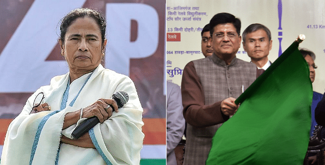 Mamata Banerjee not invited; Piyush Goyal flags off inaugural run of East-West Metro
