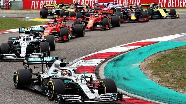 Chinese F1 postponed over coronavirus fears