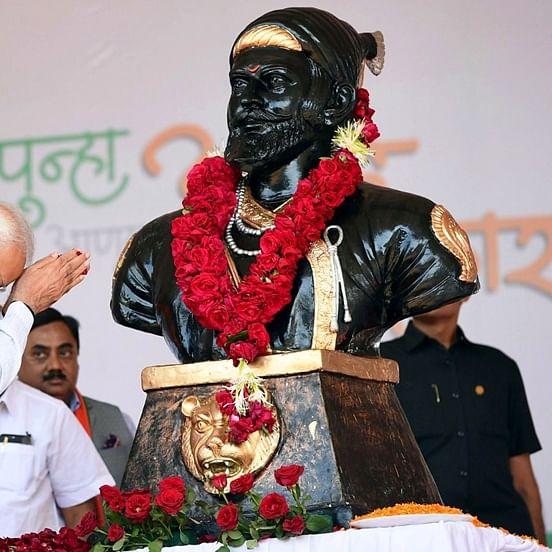 PM Modi pays tributes to Chhatrapati Shivaji Maharaj on his 390th birth anniversary