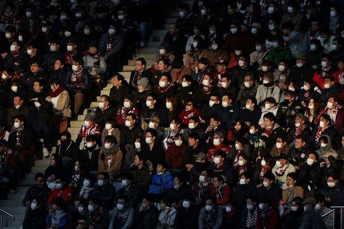 Japanese football takes a hit due to coronavirus threat