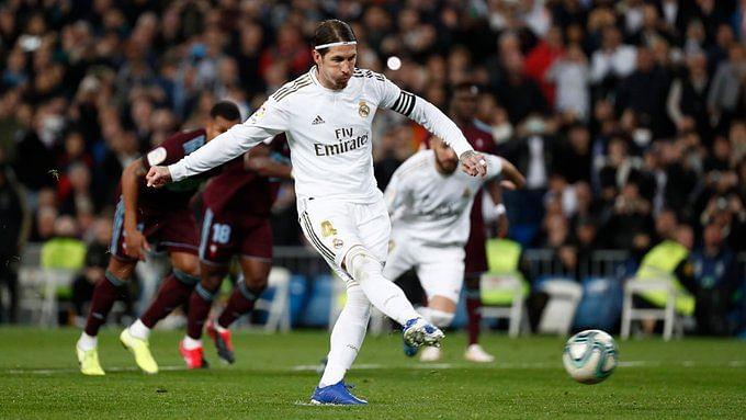 La Liga: Celta put brakes on Real Madrid's winning streak
