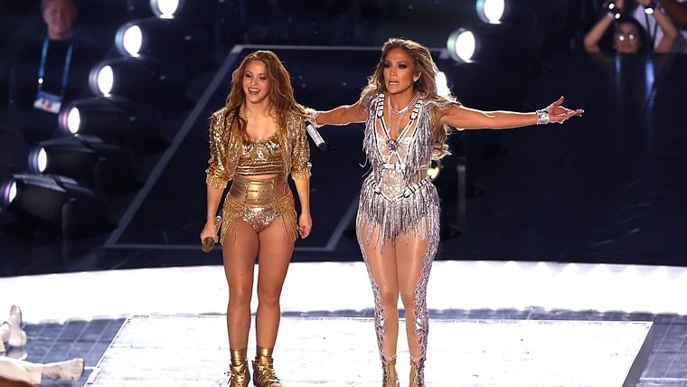 Jennifer Lopez and Shakira set the stage ablaze with their performances at Super Bowl Halftime Show 2020