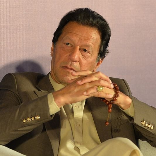 Pakistan govt using ISI's system to track suspected COVID-19 cases: Imran Khan