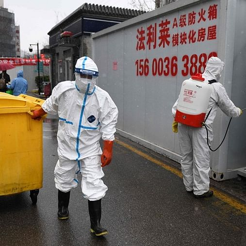 China's coronavirus death toll jumps past 1,700, at least 70,400 infected