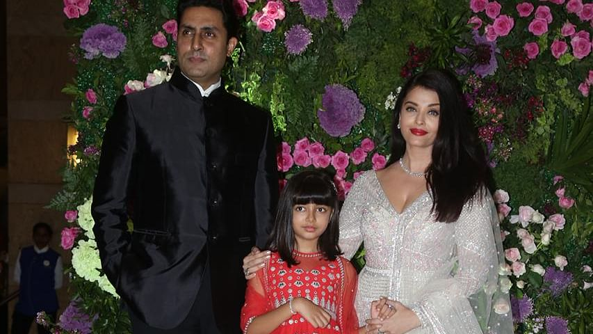 Watch: Aishwarya Rai Bachchan, Abhishek, and Aaradhya groove to 'Desi Girl' at family wedding