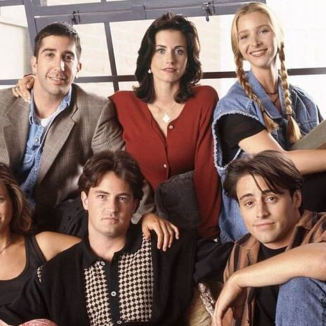 Friends: Courteney Cox all jazzed up for reunion special episode