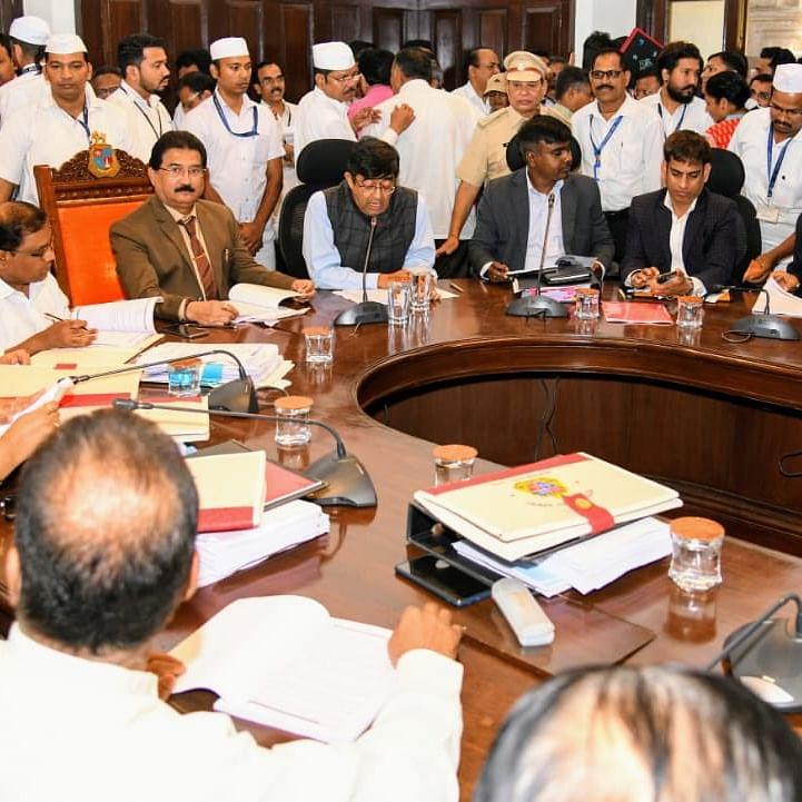 Mumbai: BMC Standing Committee clears Rs 12 crore proposal for Chairman Yashwant Jadhav's ward