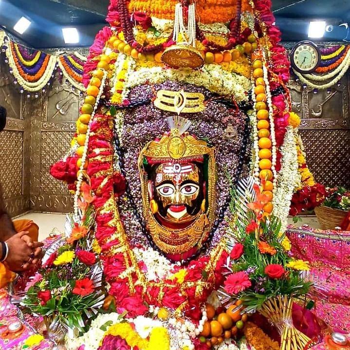 Ujjain: Mahakal appear in Sehara look
