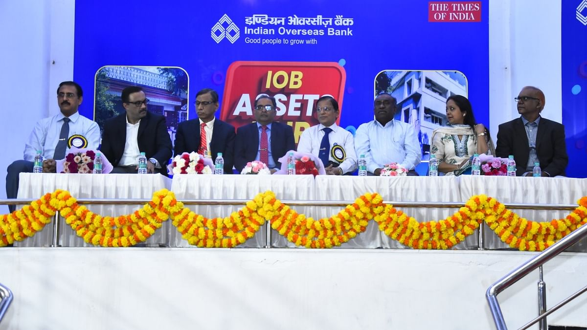 IOB organises Assets Fair