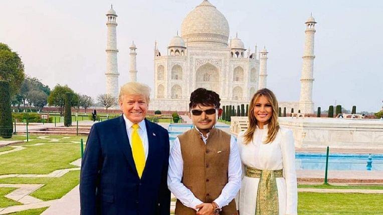 KRK furious with US President Donald Trump for praising Shah Rukh Khan's 'DDLJ' but not 'Desdrohi'