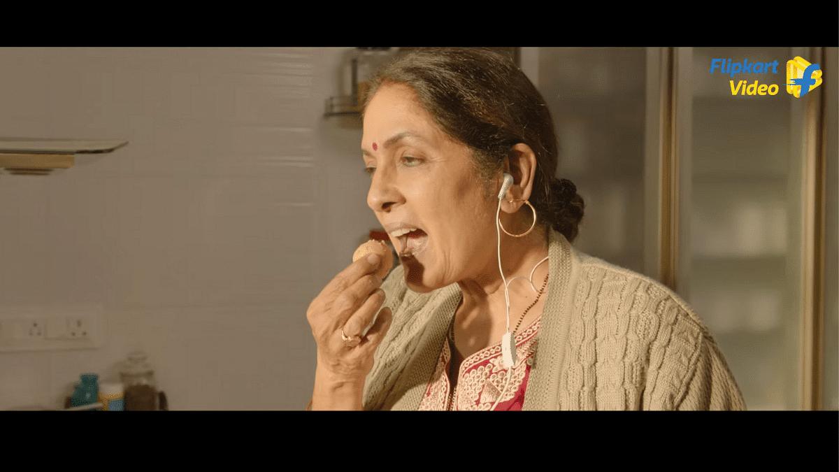 Web Movie: Zindagi in Short -- Engaging women centric stories