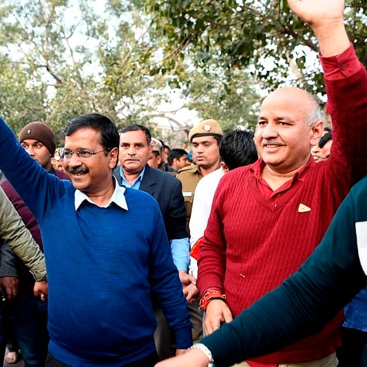 Delhi Election 2020: AAP hat-trick, BJP again single digit