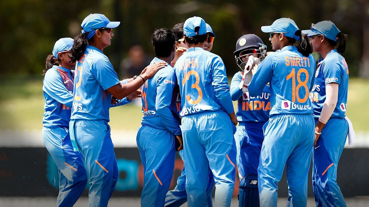 ICC Women's T20 World Cup: India is the happiest team, says Smriti Mandhana