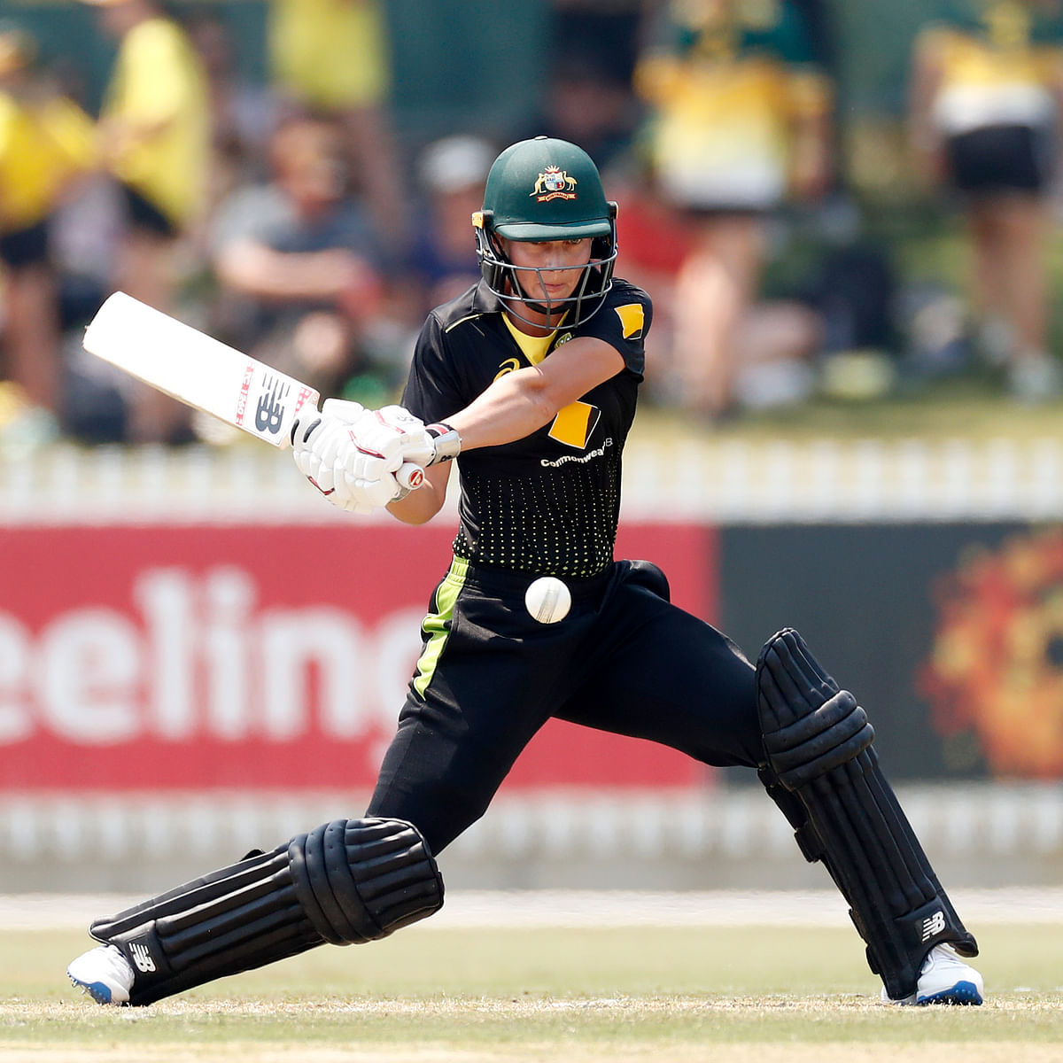 ICC Women's T20 World Cup AUS vs IND: Australian skipper Meg Lanning departs