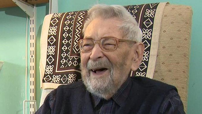 111-year-old UK engineer to be named world's oldest man?
