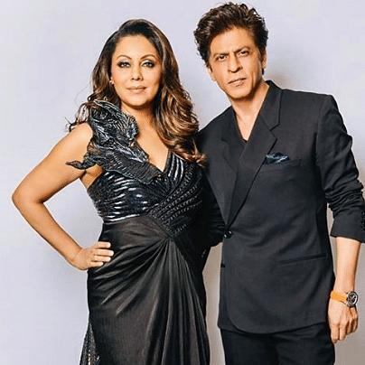 'Shah Rukh Khan should stop working in movies, start designing', says wife Gauri Khan