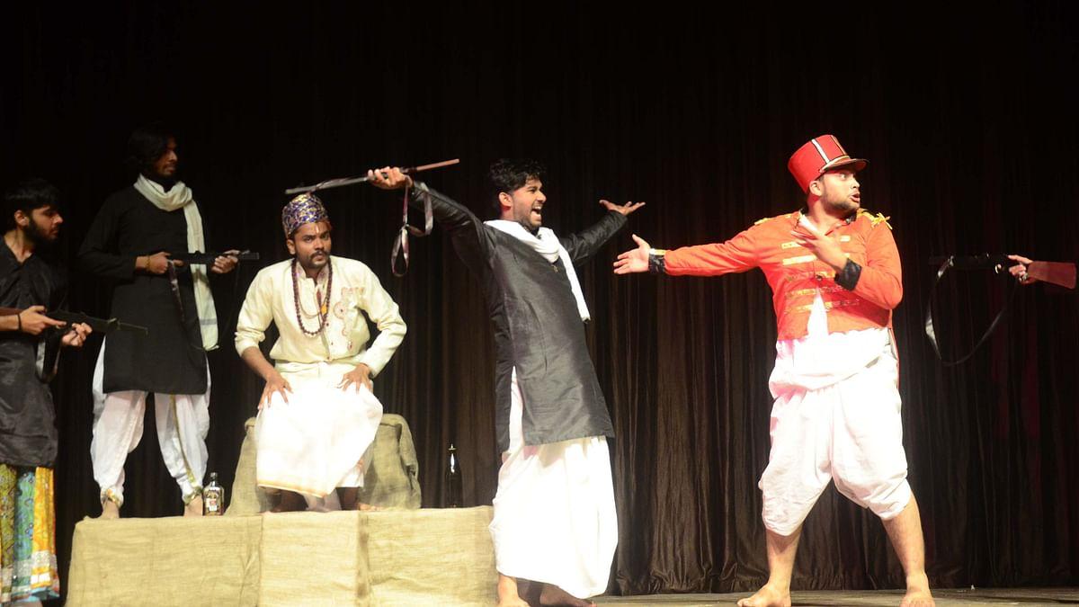 Bhopal: Rajesh Bhadauriya's 'Chaupal' staged