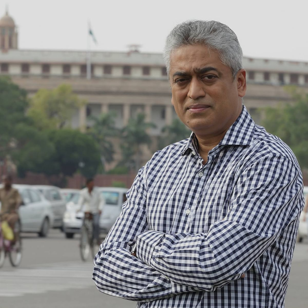 Why has SC registered suo moto criminal contempt case against Rajdeep Sardesai?
