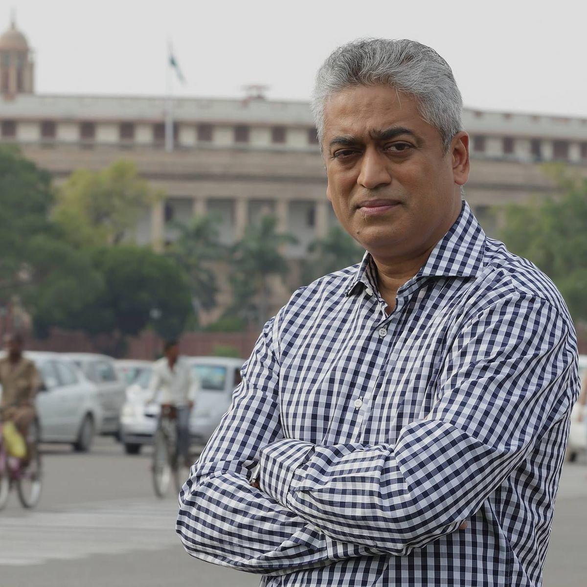Contempt pe Contempt: Plea filed in SC against Rajdeep for tweets on Prashant Bhushan case