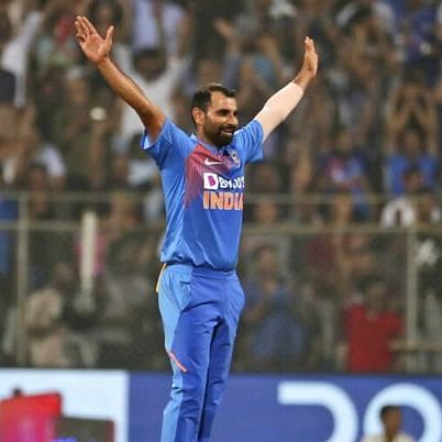Mohammed Shami welcomes baby girl into the family