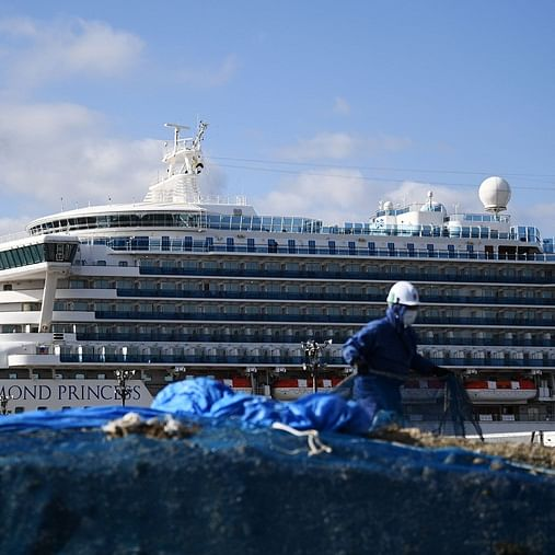 Four more Indians on board Japan cruise ship test positive for coronavirus
