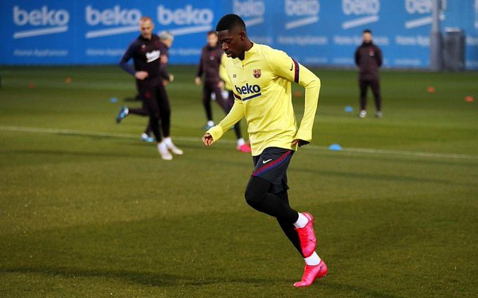 La Liga: Ousmane Dembele to undergo surgery in Finland, likely to miss remaining season