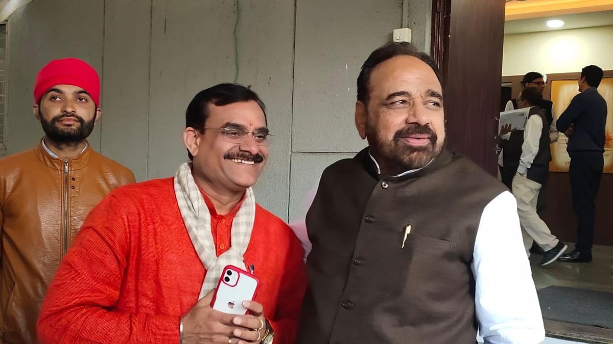 Madhya Pradesh: Vishnu Dutt Sharma is new BJP president