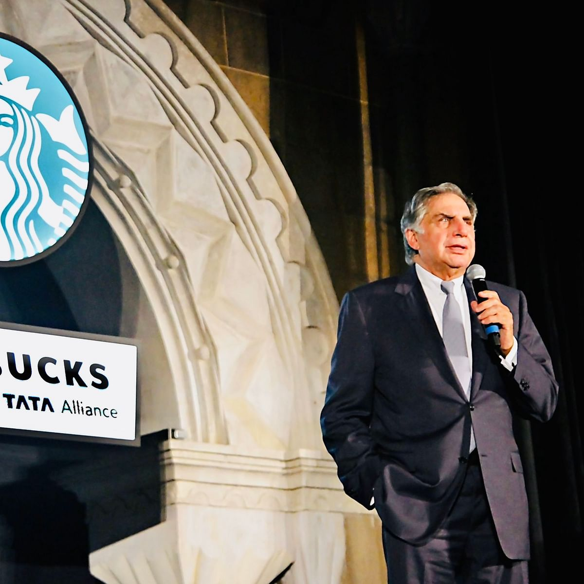 What did Tata Starbucks brew in 2019-20?