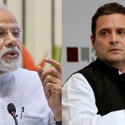 'I was speaking for last 30-40 minutes, but tubelight works slowly': PM Modi mocks Rahul Gandhi's intervention in Lok Sabha