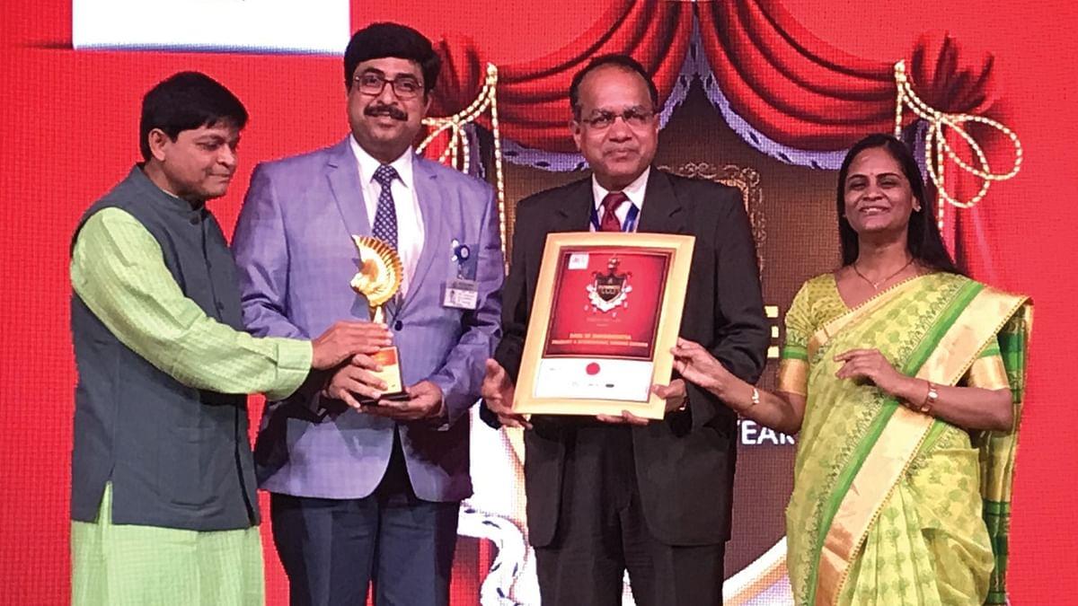 Bank of Maharashtra receives prestigious 'Team of the Year' Award