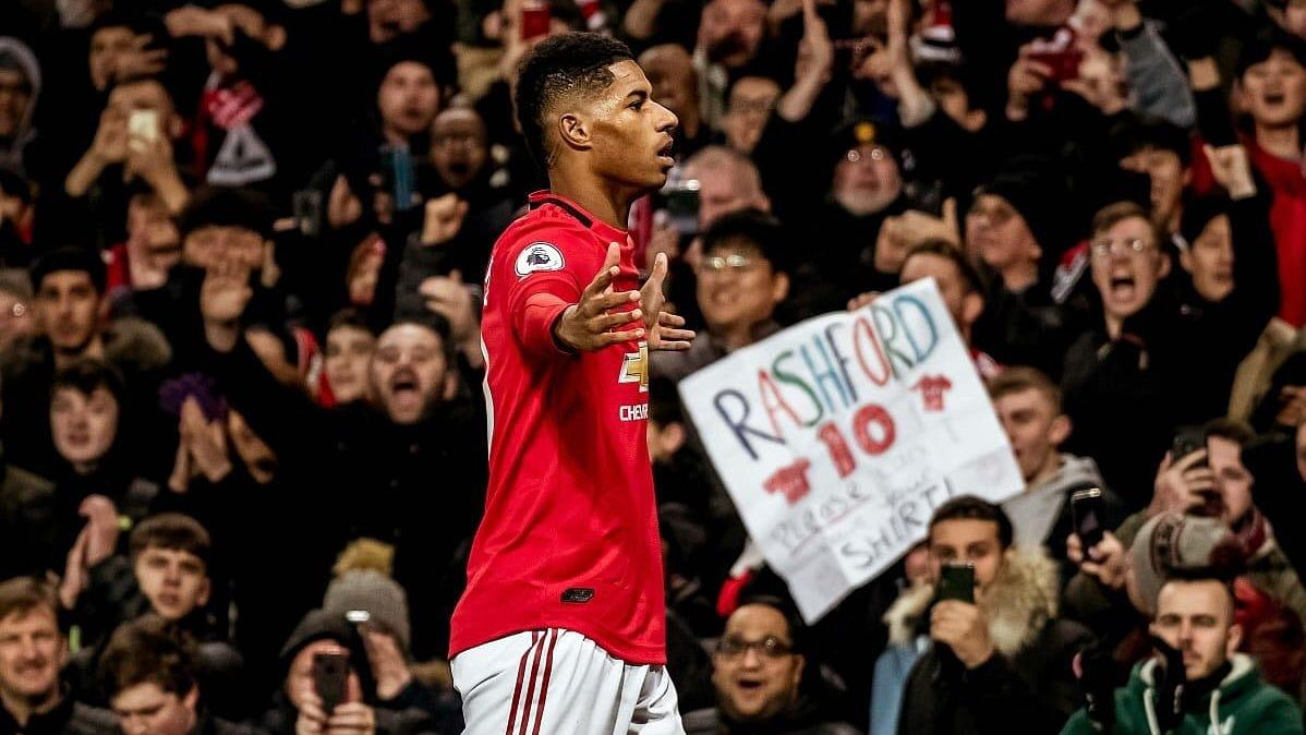 'Top human being': Man Utd manager Ole Solskjaer is all praises for striker Marcus Rashford
